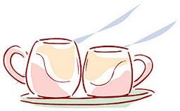 ティーカップのイメージ