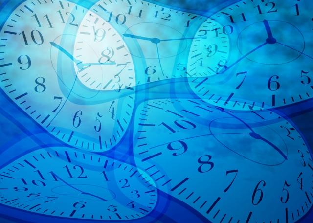 意識と時間