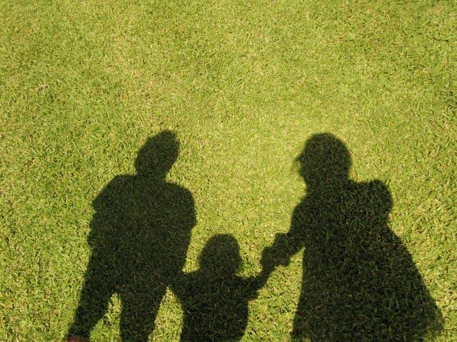 親との関係