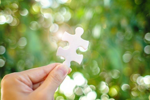 カウンセリングは謎解き、最大のパズルです