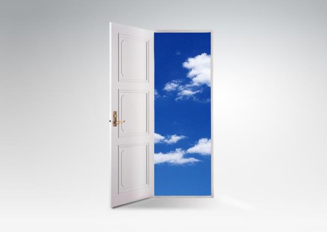 どこでもドアはここにある